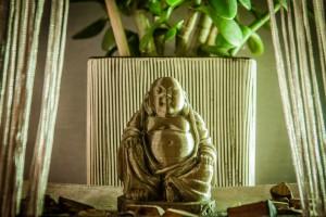 3d printed buddha