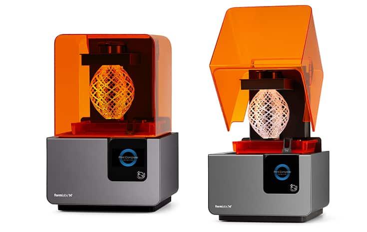 Form 2 SLA 3D nyomtató