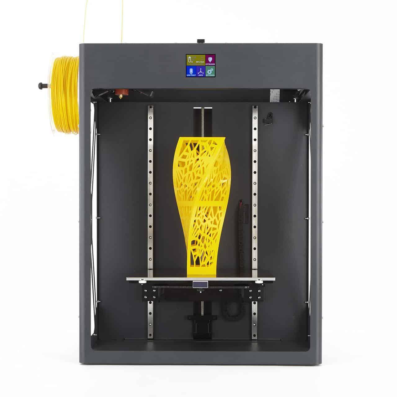 CraftBot XL nagyformátumú 3D nyomtató