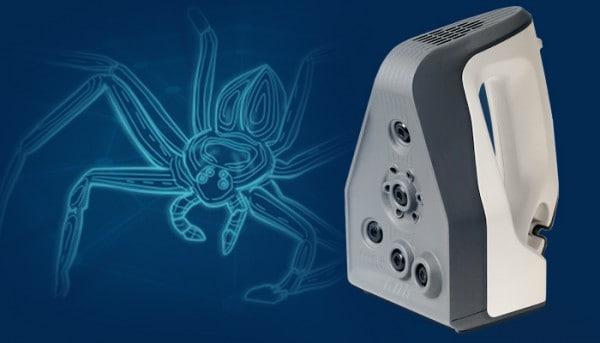 Artec Space Spider