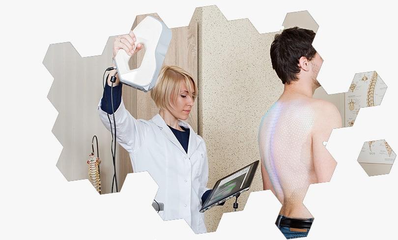 egészségügyi 3d szkennelés