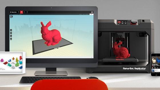 Ötödik generációs Makerbot 3D nyomtatók
