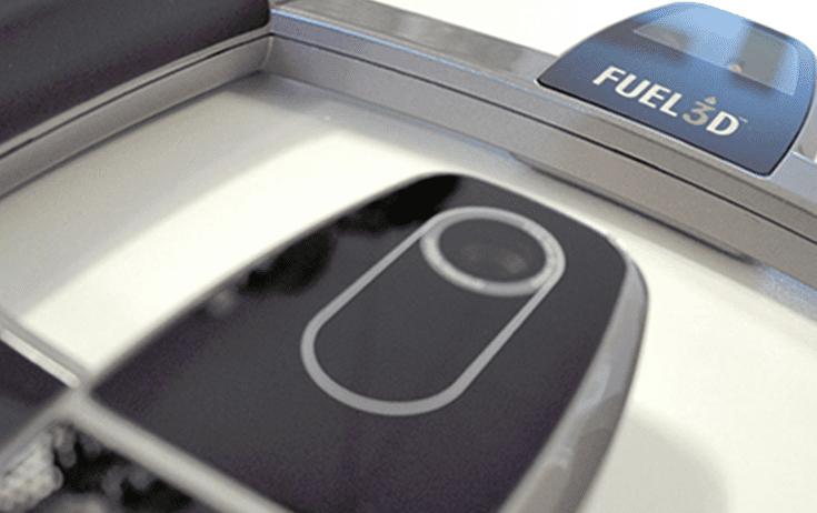 Fuel3D Scanify scanner