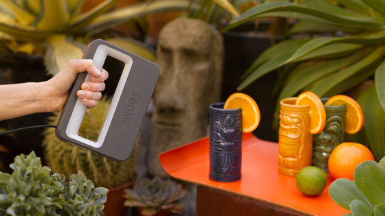 FREEDEE | Sense 3D scanner specifications - FREEDEE