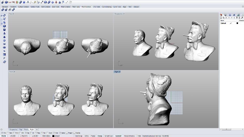 3D modellezés