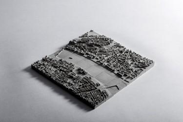 3D nyomtatott Budapest