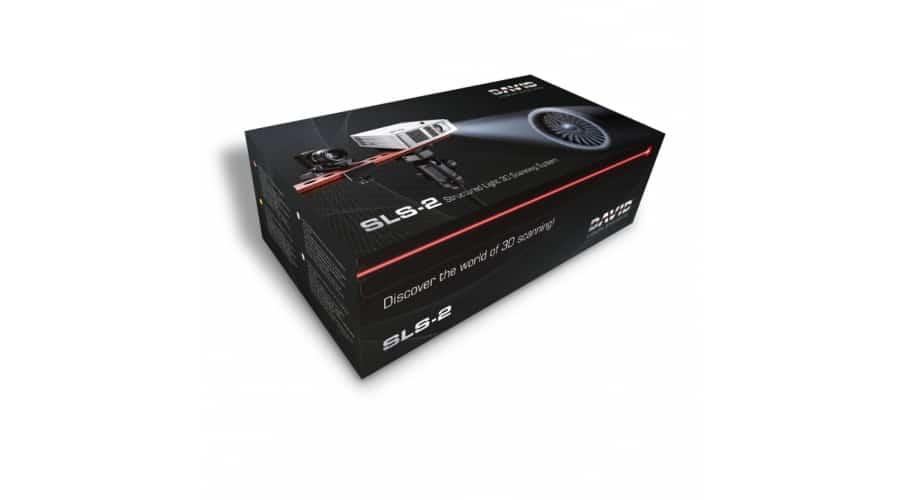 sls 2 3d szkenner csomag