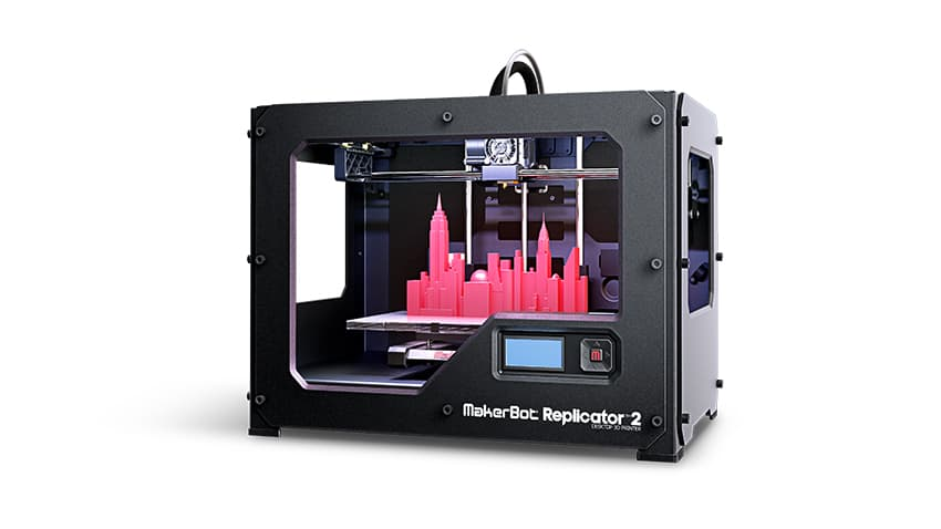 makerbot replicator 2