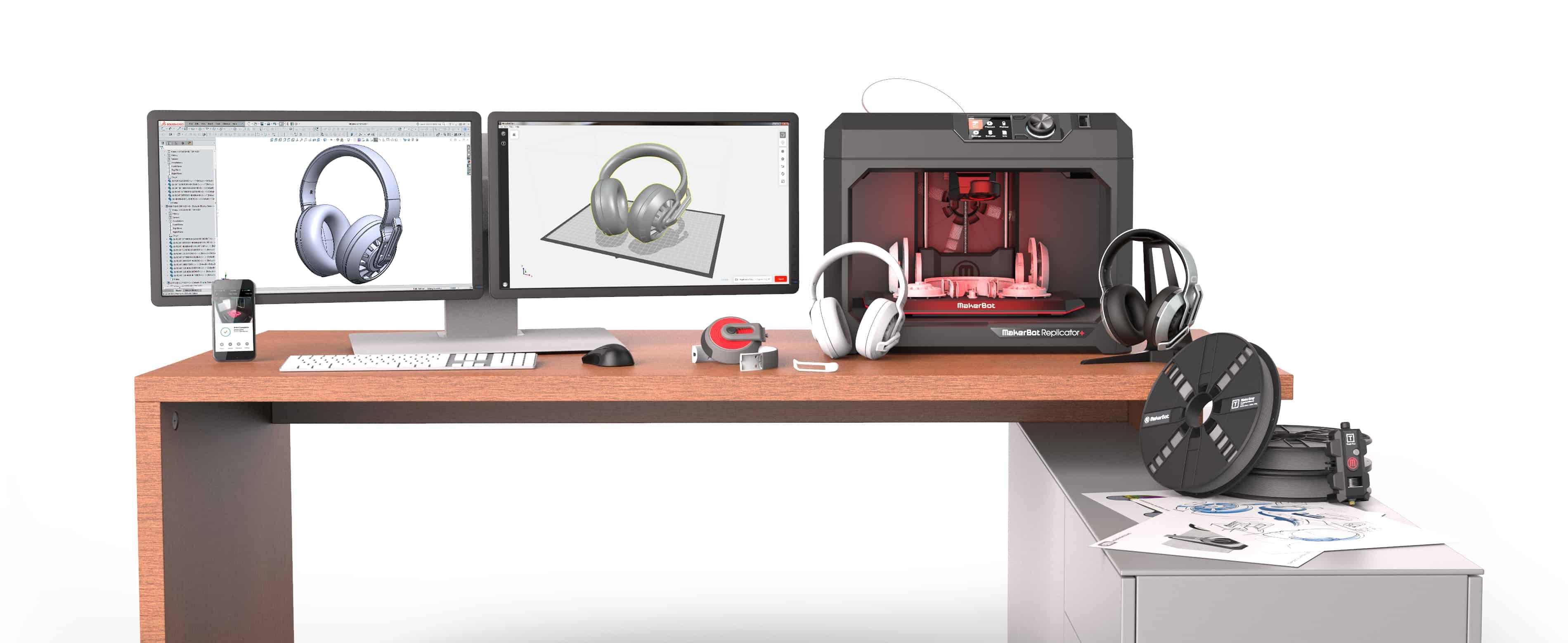 MakerBot_ipari_megoldások