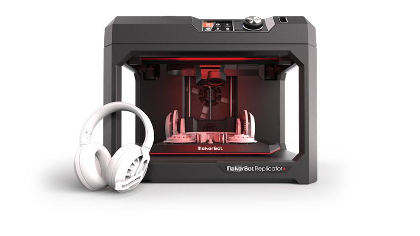 Replicator  plusz 3d nyomtató