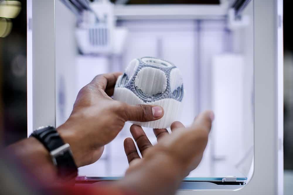 Ultimaker 3 és 3 Extended kétfejes 3D nyomtatók
