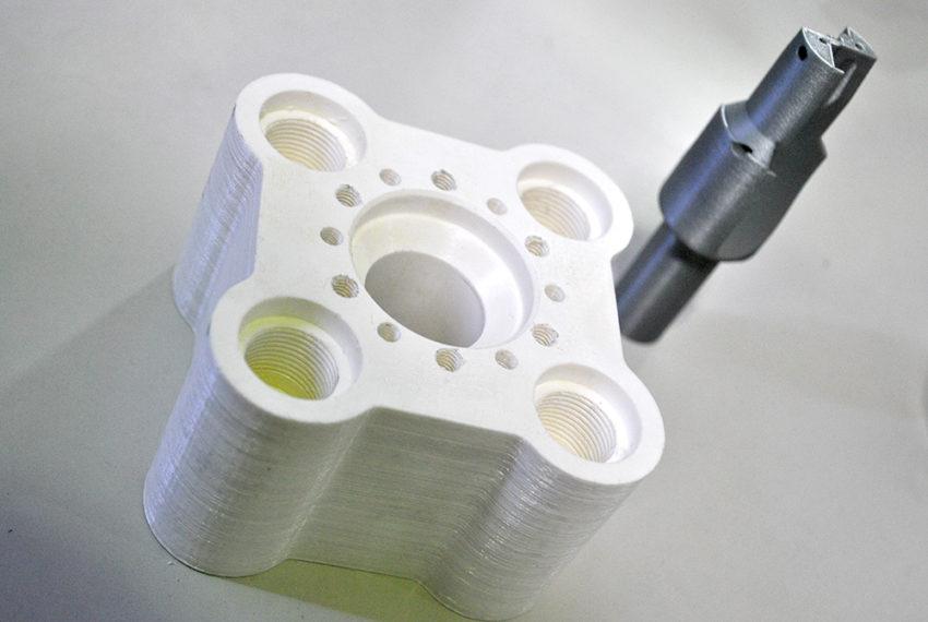 3D nyomtatott prototípusok