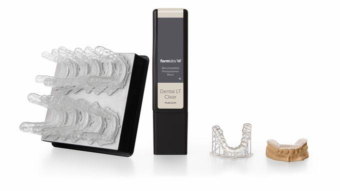 Formlabs Dental LT Clear műgyanta