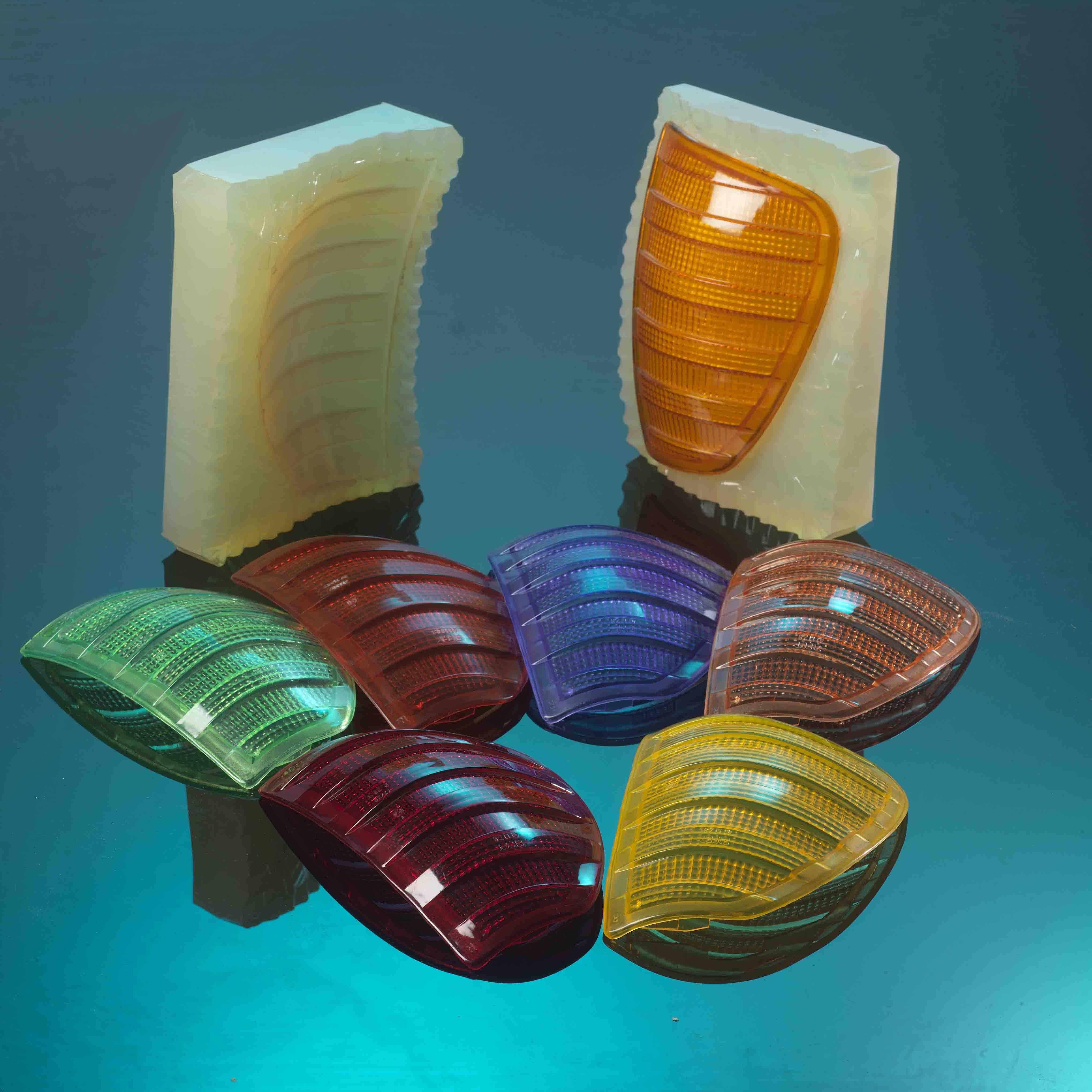 Kisszériák 3D nyomtatott mesterdarabbal és vákuumöntéssel