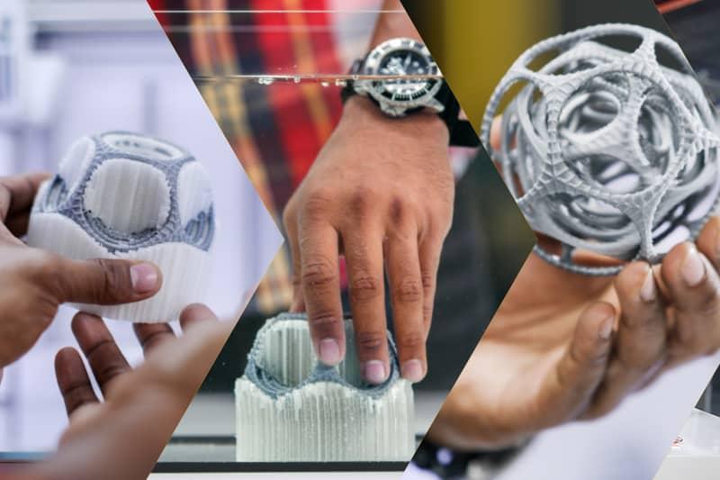 Bennszülött alkatrészek 3D nyomtatása