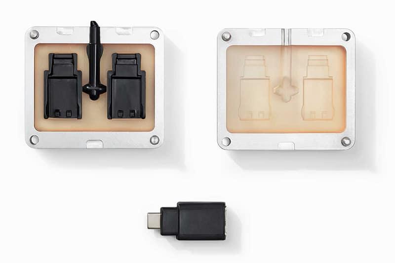 3D nyomtatott protoszerszámok fröccsöntéshez (fémből vagy hőálló műgyantából)