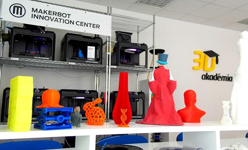 Kisszériák 3D nyomtatófarmokon