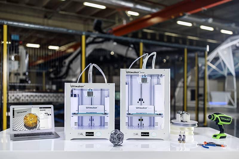 Ultimaker 3 3D nyomtatók
