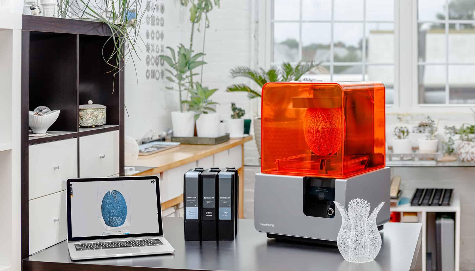 Széles körben elérhető, professzionális 3D nyomtatás