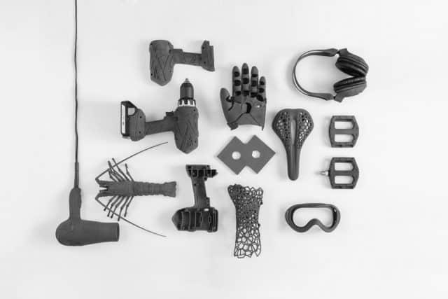 Minta SLS 3D nyomtatások