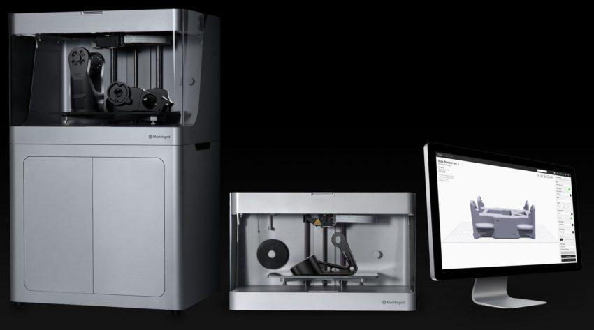 Markforged kompozit 3D nyomtatók és szoftver