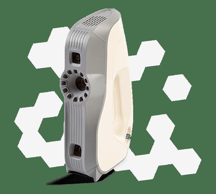 Artec kézi 3D szkennerek
