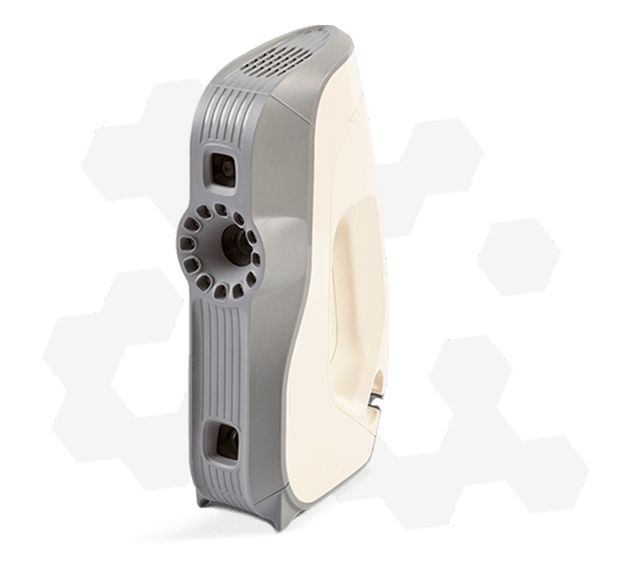 Nagyfelbontású Artec kézi 3D szkennerek