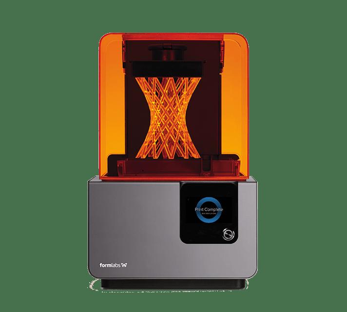 Form 2 asztali SLA 3D nyomtató