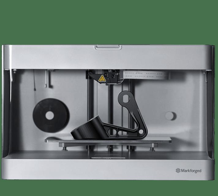 Mark Two kompozit (CFF) 3D nyomtató