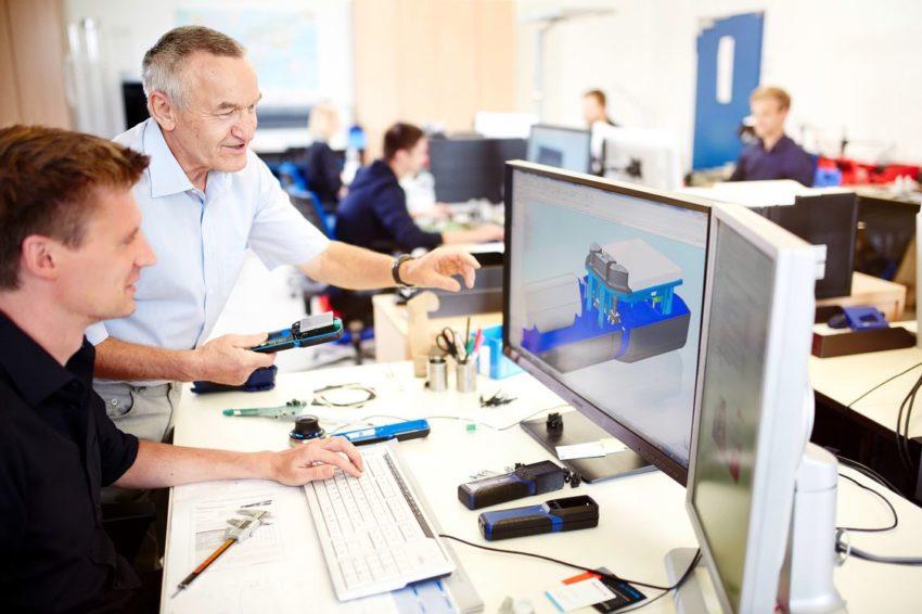 Mérőműszer 3D tervezése