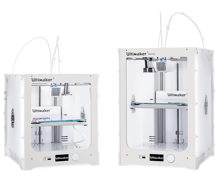 Ultimaker 3 kétfejes FDM 3D nyomtató