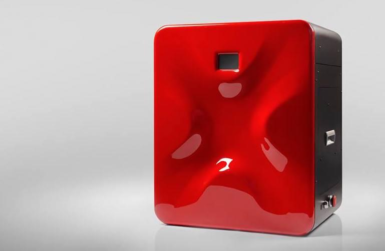 Sinterit Lisa 3D nyomtató