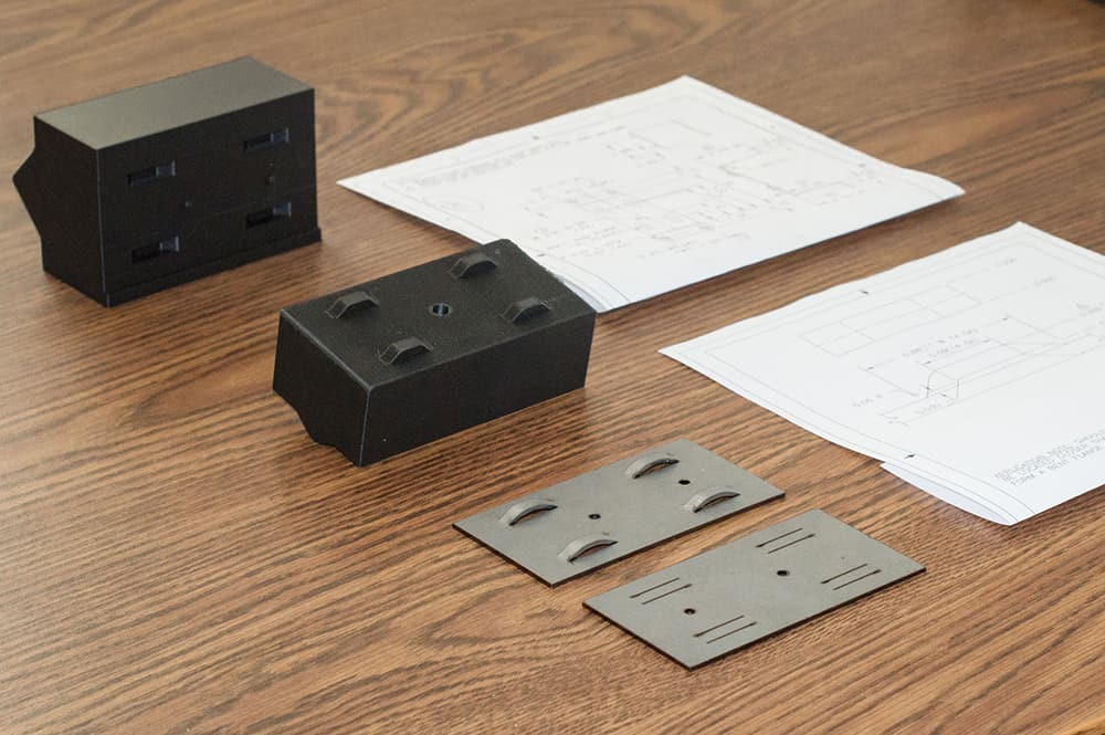 kompozit 3D nyomtatott szerszámok