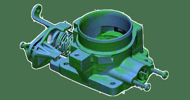 Geomagic Control X minőségellenőrző CAD szoftver