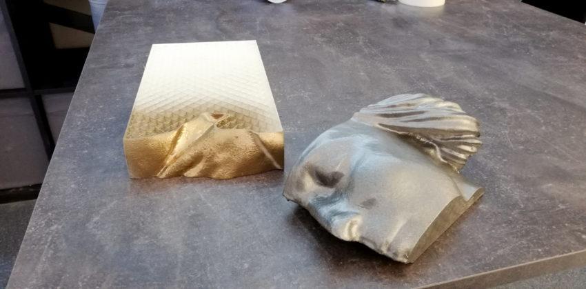 felületkezelt 3D nyomatatások