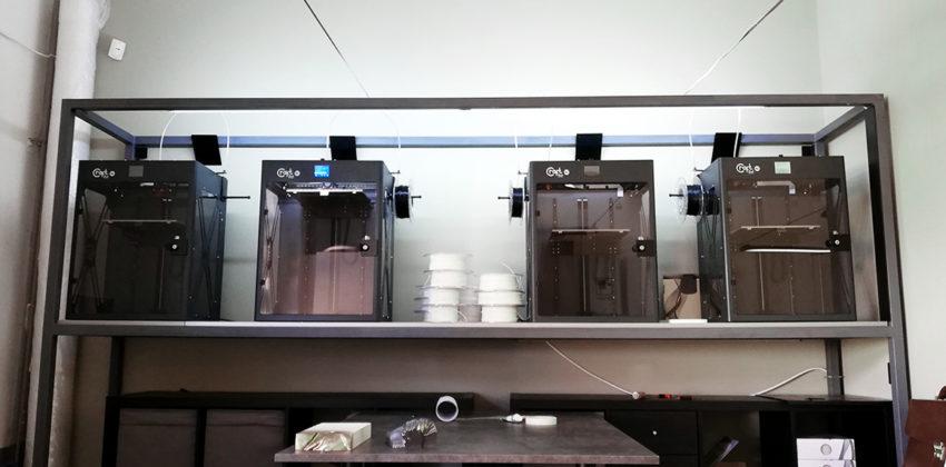 Craftbot XL 3D nyomtatók