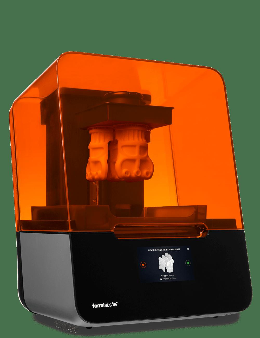 Form 3 SLA 3D nyomtató