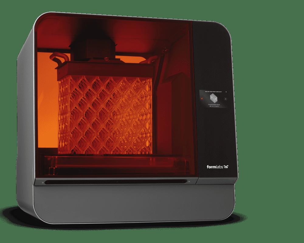 Form 3L nagyformátumú SLA 3D nyomtató