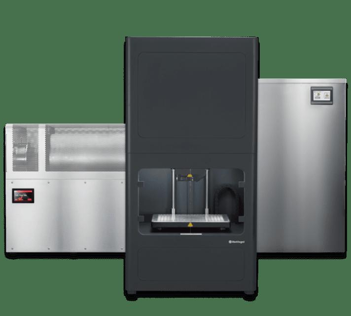 Metal X 3D fémnyomtató
