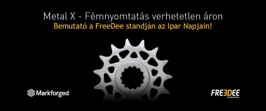 freedee ipar napjai metal x hirdetés