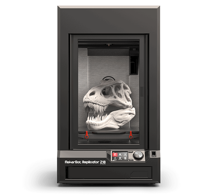 Makerbot Replicator Z18 nagyformátumú FDM 3D nyomtató