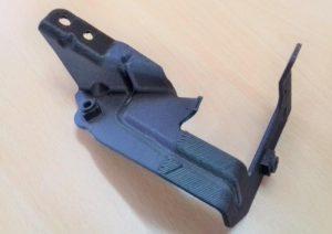 3D nyomtatott lemezalkatrész