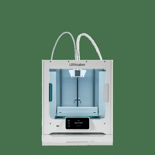 Ultimaker S3 kétfejes 3D nyomtató