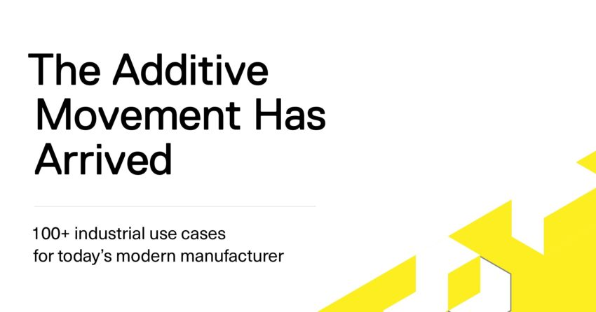 Makrforged Additive Manufacturing Report 2020