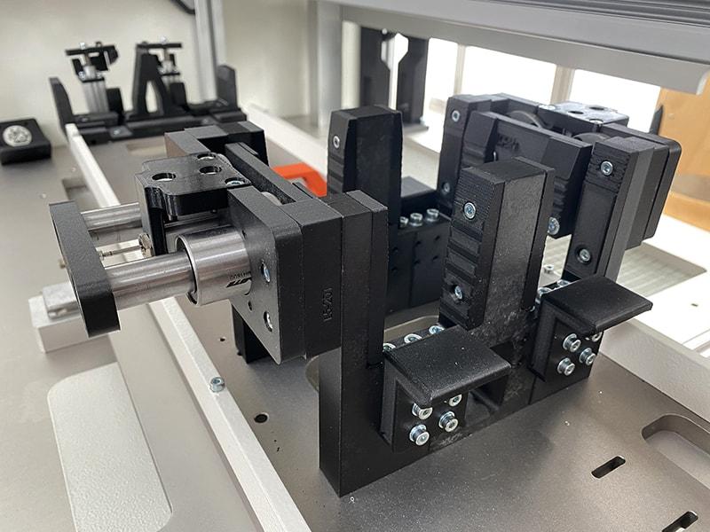 Befogó készülék nyomtatott elemekkel