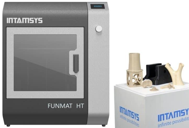 INTAMSYS HIGH-TEMP FFF 3D NYOMTATÓK
