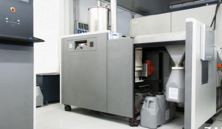 ipari sls nyomtató