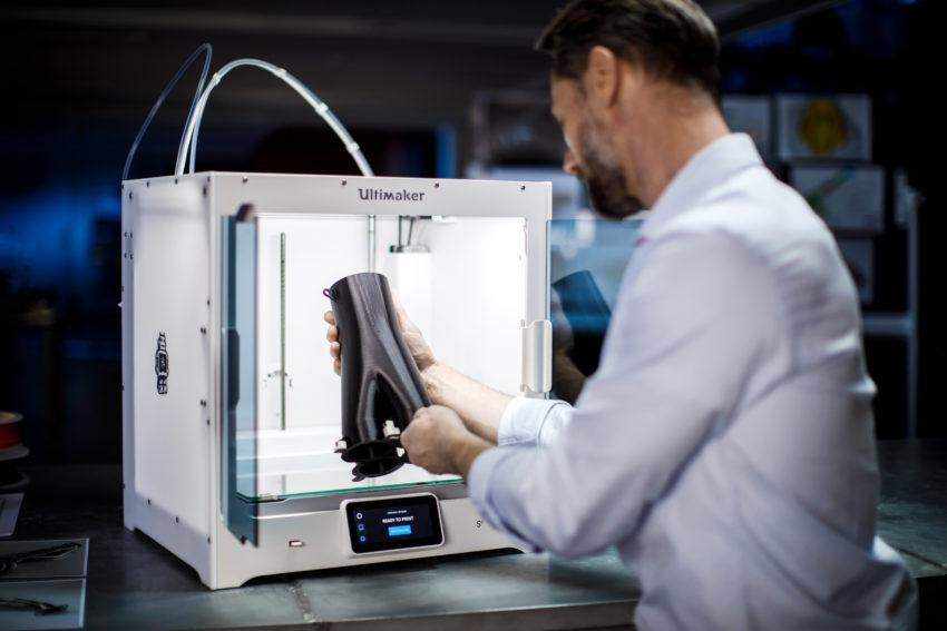 3D nyomtatott alkatrész